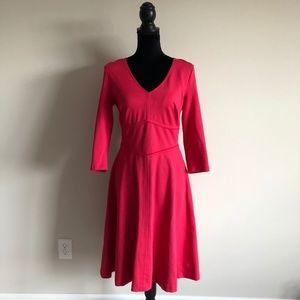 Boden 3/4 sleeve dress (8R)